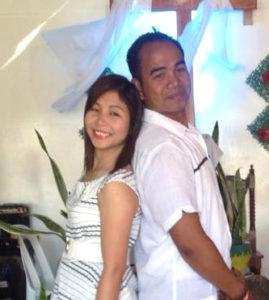 Pastor Salazar & Wife
